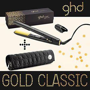 FER A LISSER GHD - Fer à lisser Styler® Classic Gold + Pochette