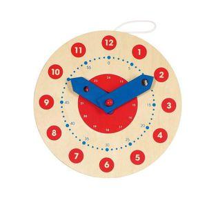 JEU D'APPRENTISSAGE Goki - 58980 - Ameublement Et Décoration - Horloge