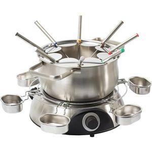 FONDUE ÉLECTRIQUE SUNTEC Appareille à fondue Fon-8014 V2A [1,3 l réc