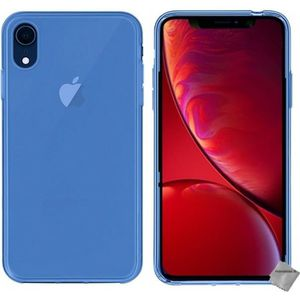 coque silicone iphone xr apple