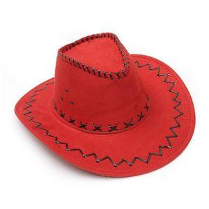 CHAPEAU - BOB Chapeau Cowboy Bob de Cuir,1E002