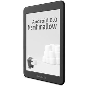 EBOOK - LISEUSE Likebook Mars T80D eBook 7.8po Ebook E-reader Lise