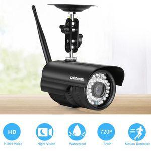 CAMÉRA IP Szsinocam 720P Camera de surveillance / WIFI IP Ca