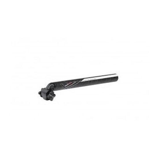 1 pièces longueur 350 mm noir XLC Tige De Selle Comp sp-r04 Ø 28,6 mm