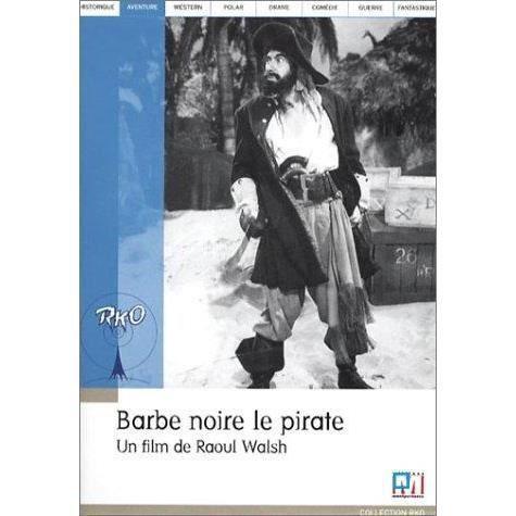 DVD FILM DVD Barbe noire le pirate