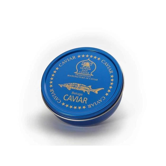 Caviar Béluga original 125g (huso huso)