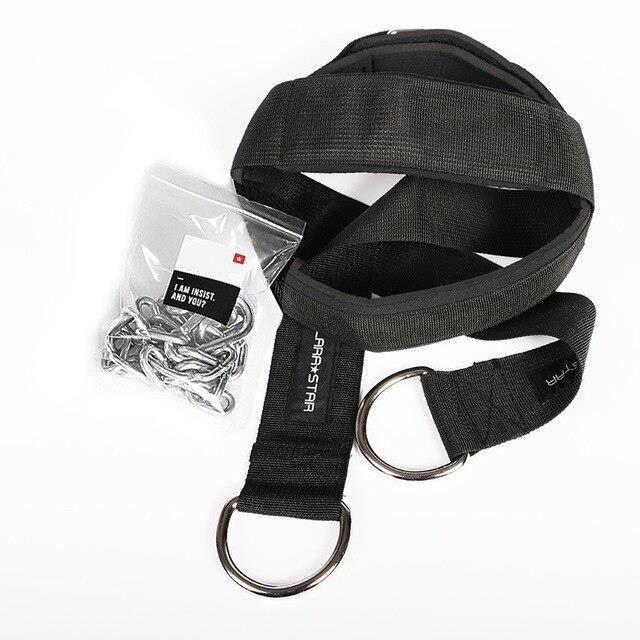 Peau de vache tête et cou entraînement casquette de poids épaule musculation tête et cou casquette f - Modèle: Clair - HSJSZHA02845