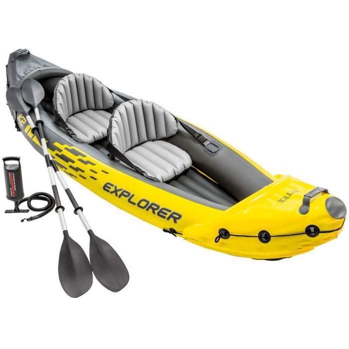 Canoe Explorer 2pers K2 - Selection VerySport44