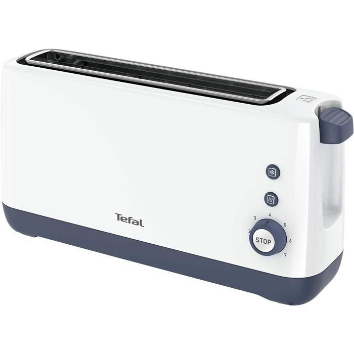 GRILLE-PAIN TEFAL Toaster Minim TL302110 Grille Pain Compact Une Fente19