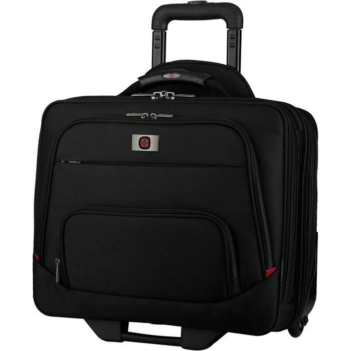 Sacs et Housses pour ordinateur portable Wenger 605978 Spheria Sacoche à roulettes pour Ordinateur Portable 16- 66452
