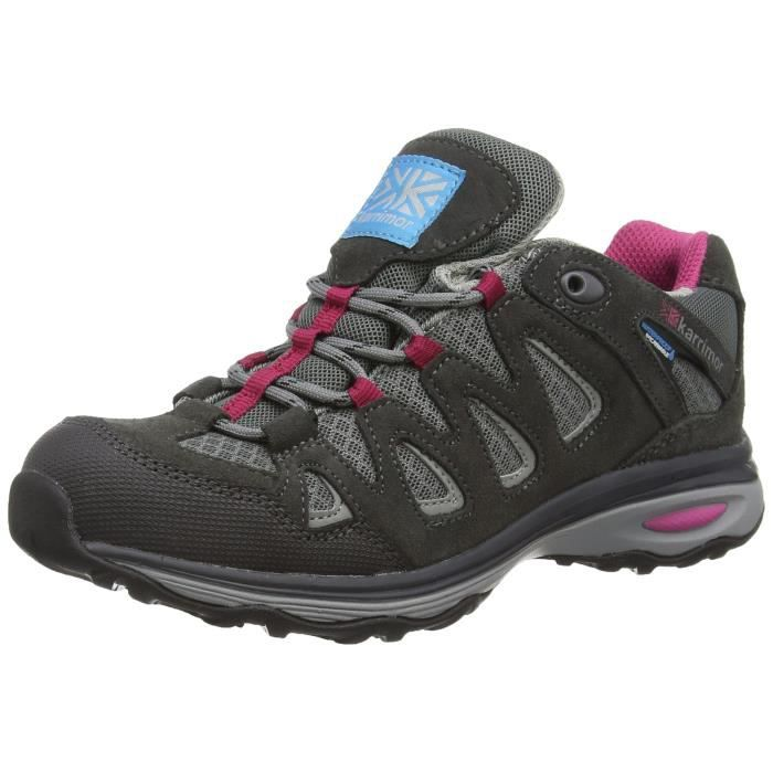 Isla Weathertite, taille basse Chaussures de randonnée femme IZUQL Taille-38