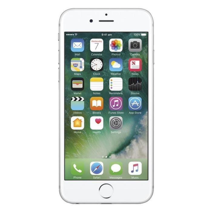 apple iphone 6s a1688 4g smartphone 4 7 pouces ecran ios 9 64 go double cam ra wifi bluetooth. Black Bedroom Furniture Sets. Home Design Ideas