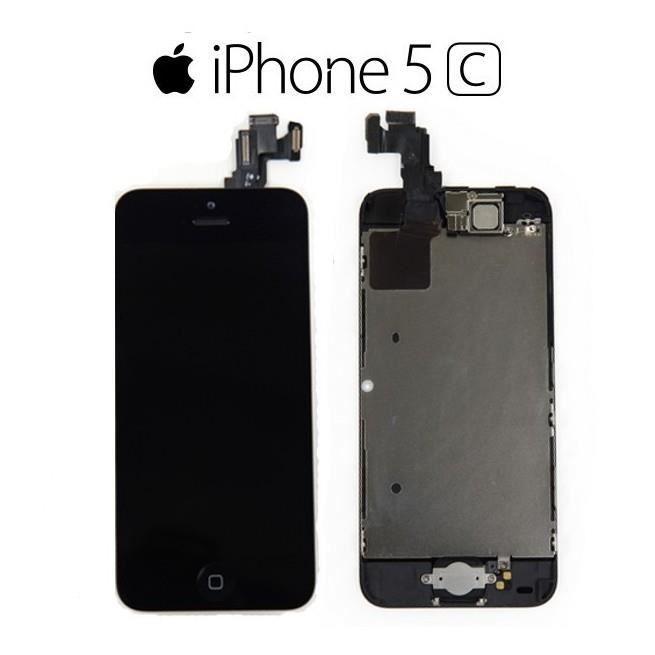 Ecran Iphone 5c Noir Complet Lcd Retina Sans Kit Outils Achat Ecran De Téléphone Pas Cher Avis Et Meilleur Prix Cdiscount