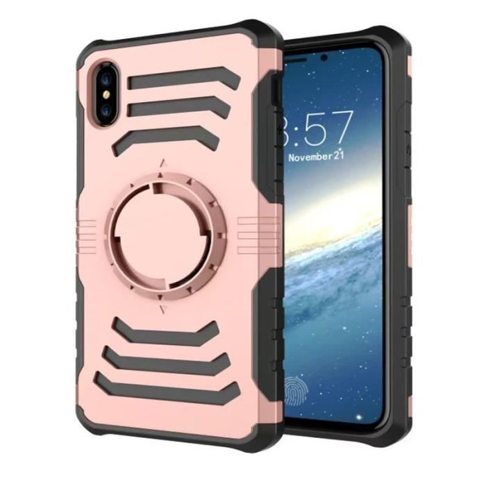 coque iphone 7 style robot rose 622x edition
