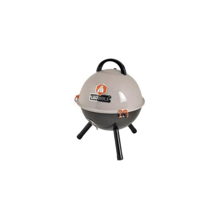 barbecue charbon boule portatif poser laguiole achat vente barbecue barbecue. Black Bedroom Furniture Sets. Home Design Ideas