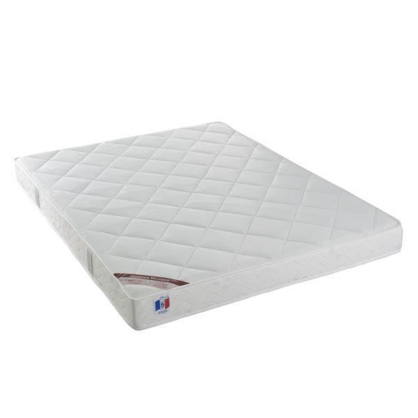 matelas eve mousse 30 kg m3 roul 160x200cm 2 places achat vente matelas cdiscount. Black Bedroom Furniture Sets. Home Design Ideas
