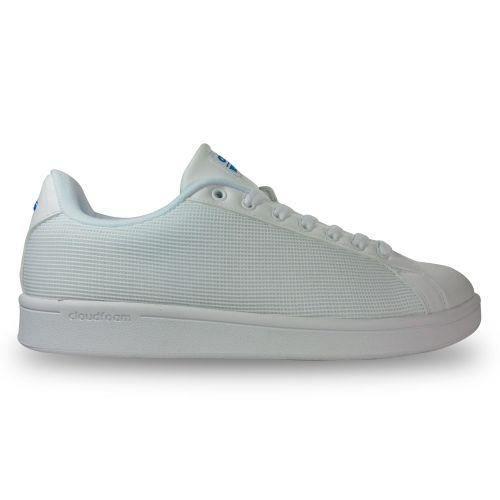 Adidas - Chaussure Cloudfoam Advantage Clean adidas - (blanc - 39 1/3)