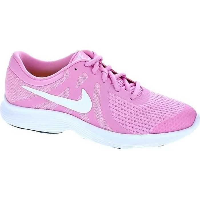 Baskets - Nike Revolution 4 Fille Rose