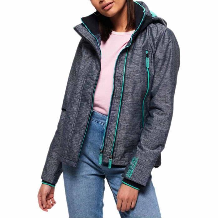 BLOUSON Vêtements femme Vestes Superdry Pop Zip Velocity W