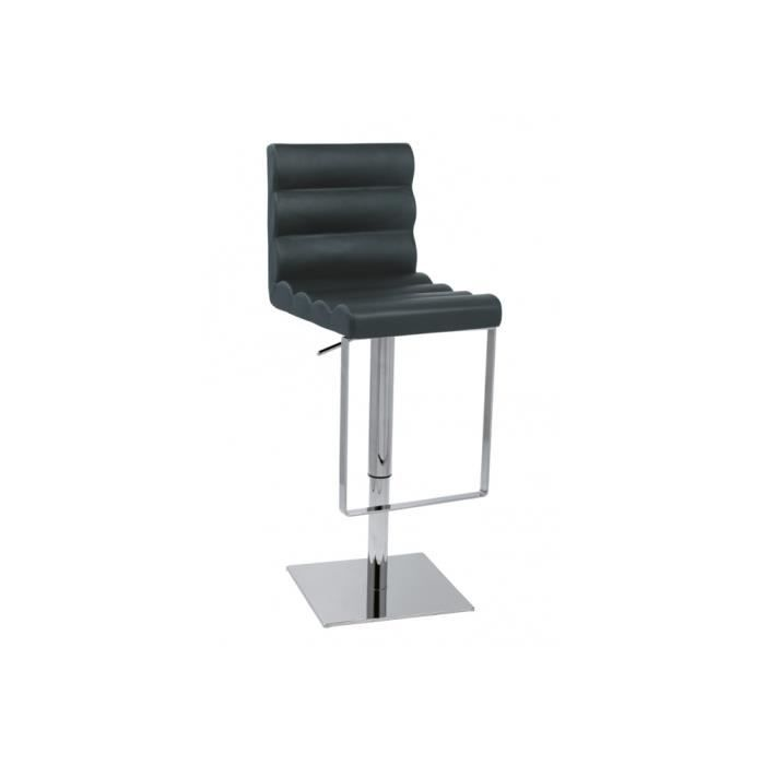 tabouret de bar hoch avec dossier achat vente tabouret de bar cdiscount. Black Bedroom Furniture Sets. Home Design Ideas