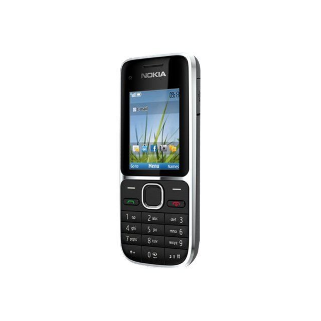 nokia c2 01 t l phone mobile gsm umts 3g achat t l phone portable pas cher avis et. Black Bedroom Furniture Sets. Home Design Ideas