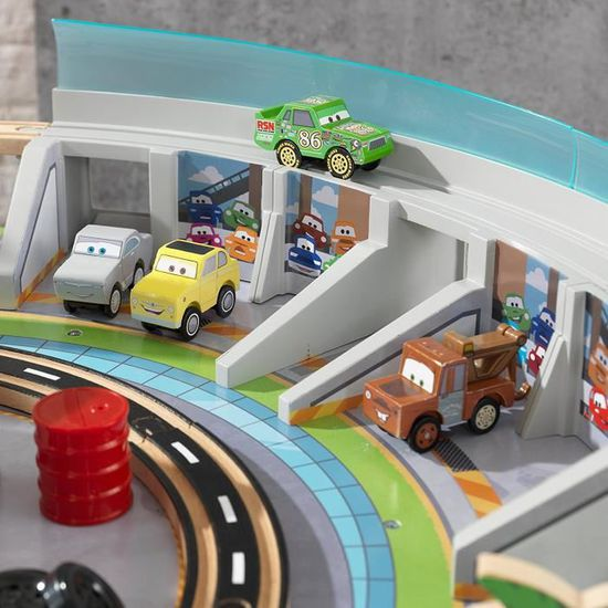 Circuit Florida Cars 3 Kidkraft Disney International Bois En Pixar 8nmNvy0OwP