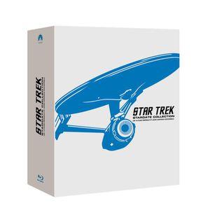 BLU-RAY FILM Blu-ray COFFRET STAR TREK Films 1-10