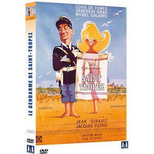DVD FILM DVD Le gendarme de saint-tropez