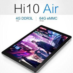 TABLETTE TACTILE Tablette PC Chuwi Hi10 Air Quad-Core 10,1 pouces I