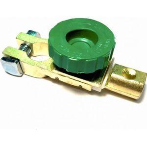 BATTERIE VÉHICULE Cosse Batterie Coupe Circuit Antivol Voiture Moto