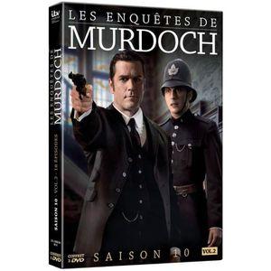 DVD SÉRIE Les Enquêtes de Murdoch - Intégrale saison 10 - Vo