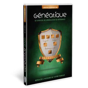 LOISIRS GENEATIQUE 2020 CLASSIQUE Logiciel de généalogie p