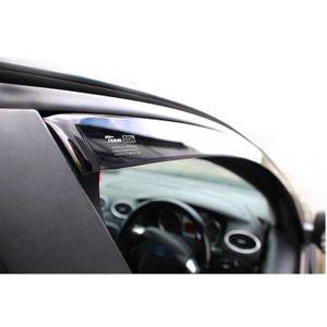 G3 Jeu de 2 D/éflecteurs De Vent Avant pour Peugeot 208 2012-2018 3 Portes