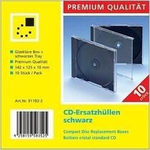 RANGEMENT CD-DVD GENERIQUE - POCHETTE CD / DVD STANDARD CASE, TR…