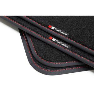 TAPIS DE SOL Exclusive design Tapis de sol adapté pour Peugeot