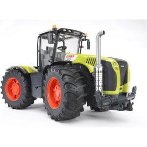 VOITURE - CAMION BRUDER - 3015 - Tracteur Claas Xerion 5000