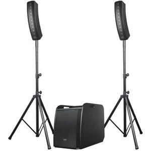 PACK SONO DEFINITIVE AUDIO - VORTEX 750 LA Système amplifié