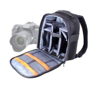 SAC PHOTO Sac à dos ajustable pour Pentax K10D, K200D, K20D