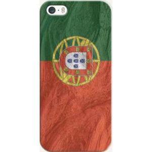 coque iphone 5 5s drapeau portugal