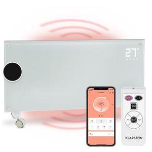 RADIATEUR D'APPOINT Klarstein Bornholm Smart Radiateur convecteur - 2