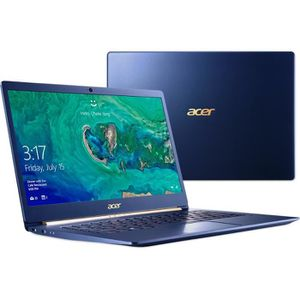 ORDINATEUR PORTABLE Ordinateur Ultrabook - ACER Swift SF514-52T-80TF -