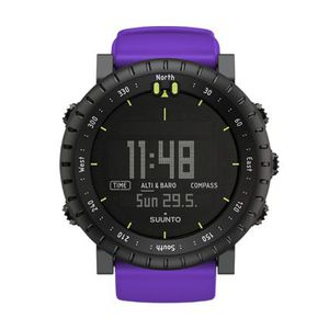 MONTRE OUTDOOR - MONTRE MARINE SUUNTO Montre outdoor CORE VIOLET CRUSH - Adulte