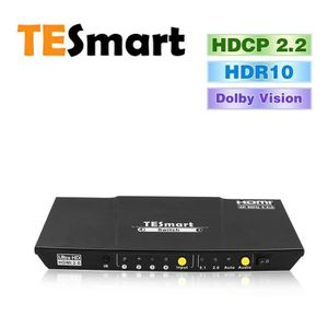 REPARTITEUR TV Le commutateur HDMI TESmart Ultra HD 4x1 HDMI pren
