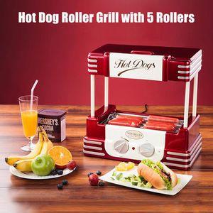 MACHINE À HOT DOG Machine à Hot Dog Maker Barbecue BBQ Machine Sauci