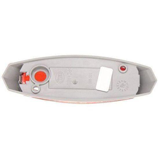 12V//24V C/âble: 500mm LED Endroit dassemblage: gauche//droite//Montage en saillie lat/éral 2p/ôle Fiche: EasyConn HELLA 2XS 011 768-021 Feu dencombrement