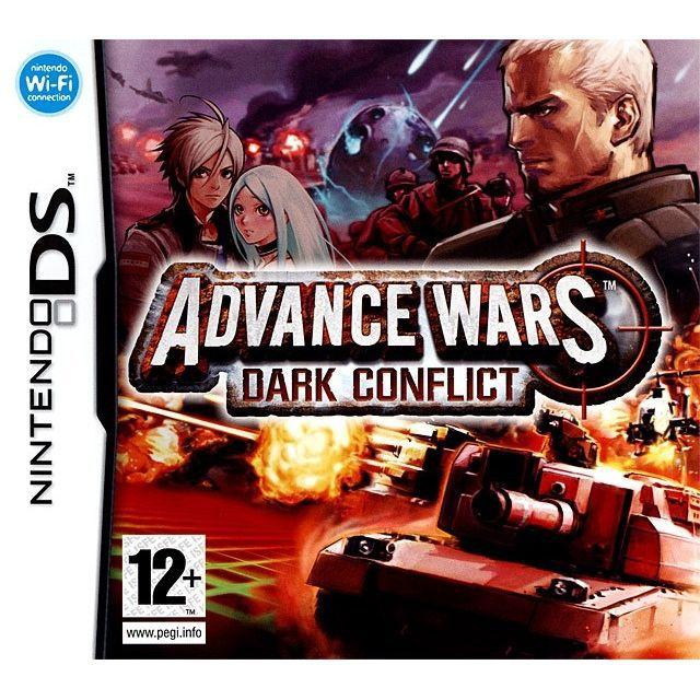 ADVANCE WARS DARK CONFLICT / Jeu console DS -