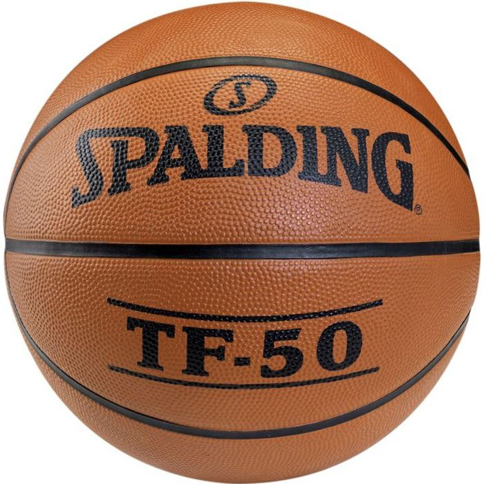 SPALDING Ballon TF50 Outdoor T5 BKT