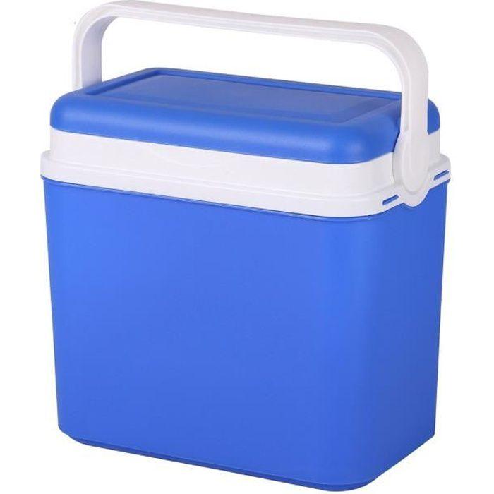 Glacière 24L bleu Autres Bleu
