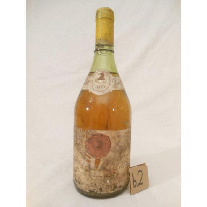 mâcon jaboulet-vercherre b2 étiquette abîmée blanc 1972 - bourgogne