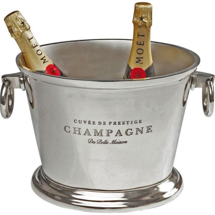 Seau à champagne Du Belle Kare Design